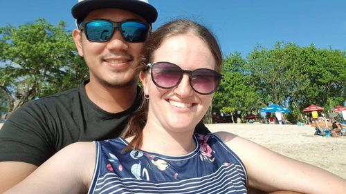 Ms Plug and her fiance have spent about $10,000 to pay for the visa application and agent fees.