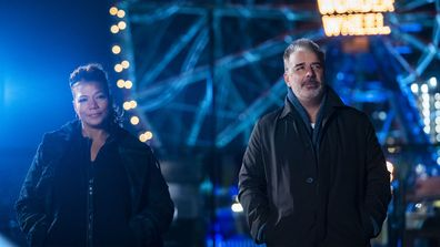 The Equalizer Queen Latifah Chris Noth