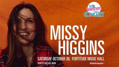 Missy Higgins Nine Teleton