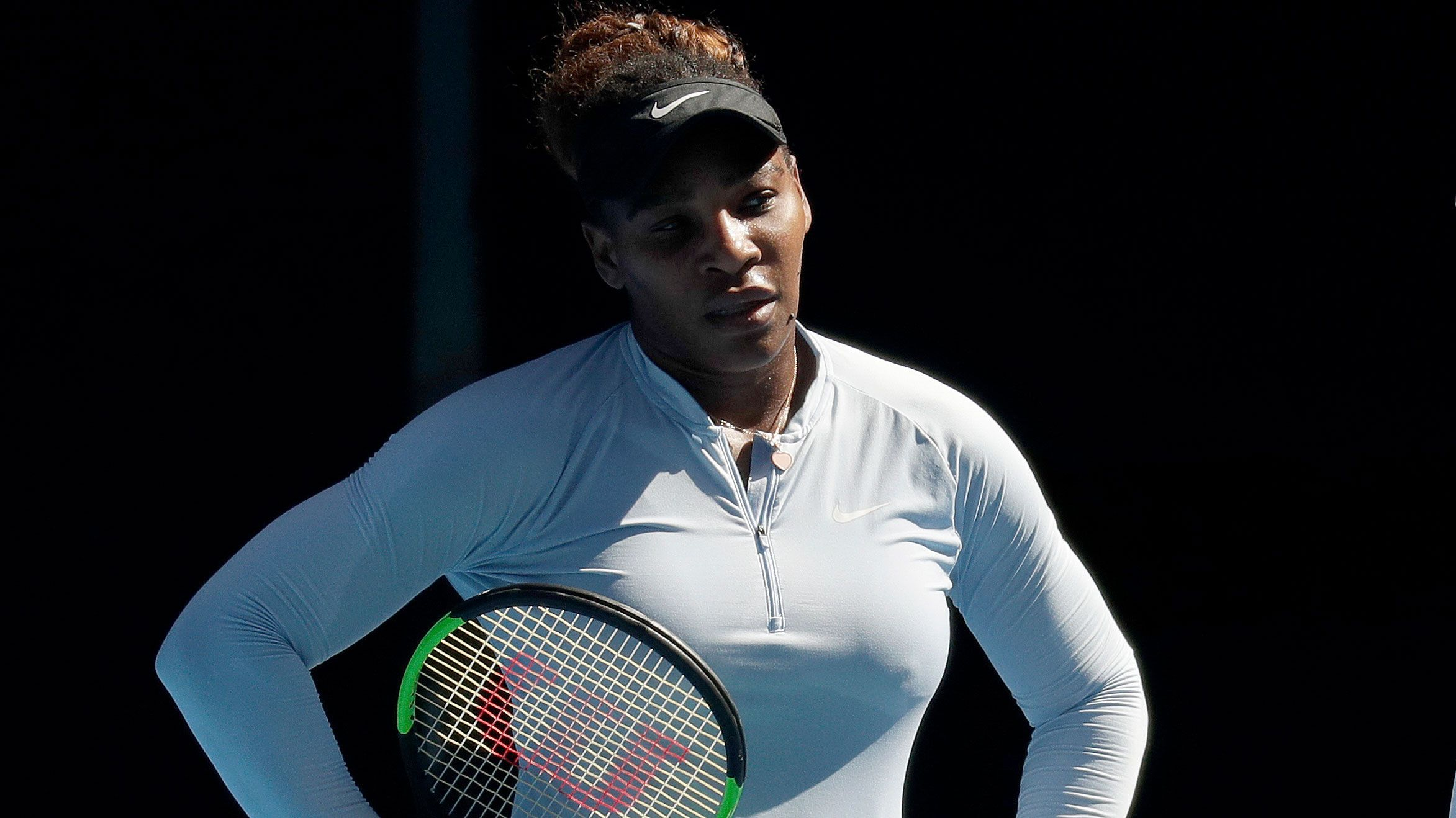 Sam Smith reveals her expectations of Serena Williams at Australian Open