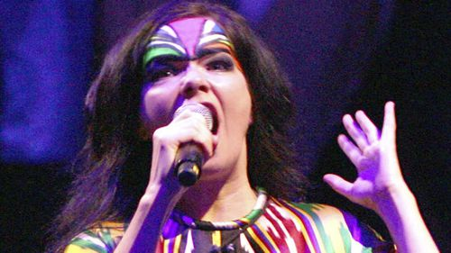 The name Bjork is one the Icelandic government approves of. (AAP)