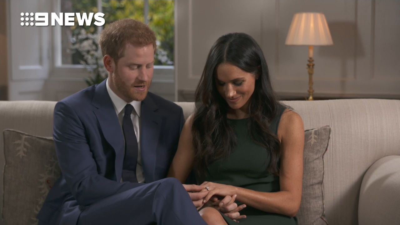 How Princess Di lives on in Meghan Markle's engagement ring