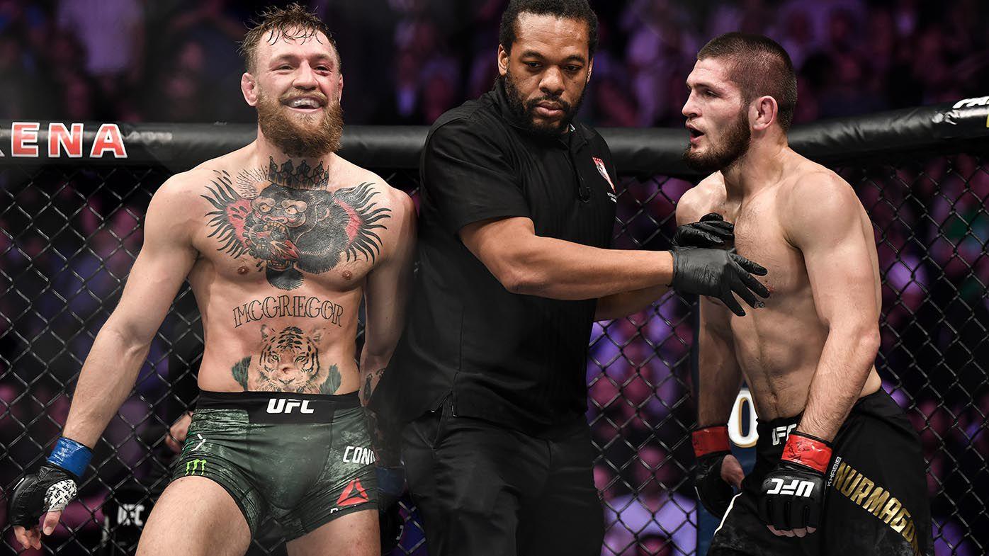 McGregor says still unfinished business with Khabib Nurmagomedov ahead UFC 257