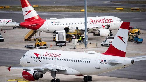 Qantas to slash 90 per cent of all global flights