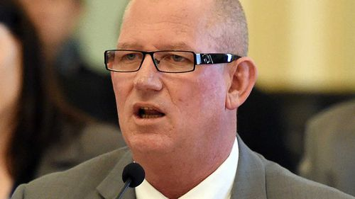 Qld minister counselled over foul rant