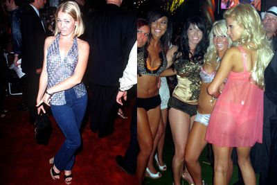 According to <i>Life and Style</i>, Melissa took ecstasy at the Playboy Mansion in 1999 and made out with a girl in the limo ride home. Maybe that's where she first met Playboy Mansion party girl Paris?  <br/><br/>(Image: Getty/Splash)