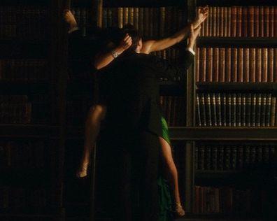 Keira Knightley, Jame McEvoy, sex scene, movie, Atonement