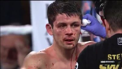 Boxing: Stephen Smith suffers horrific ear injury in bout against Francisco Vargas