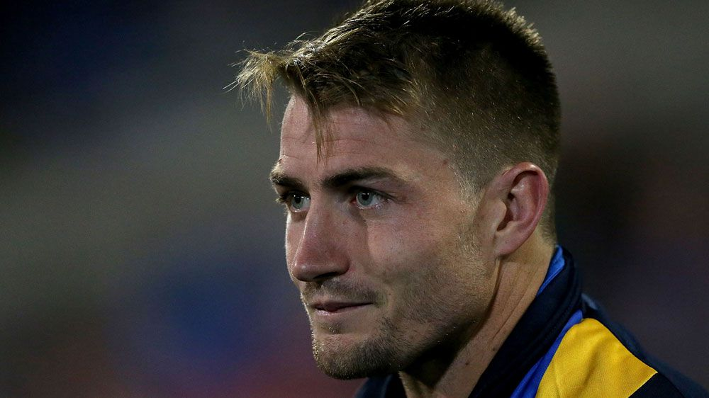 Former Parramatta half Kieran Foran is reportedly set to sign with the New Zealand Warriors.(Getty)
