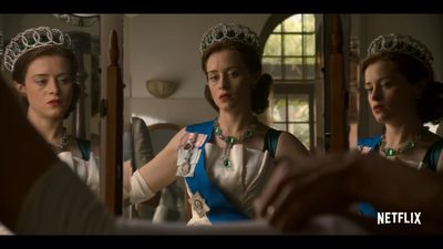 'The Crown': Netflix releases first look at Olivia Colman as Queen Elizabeth