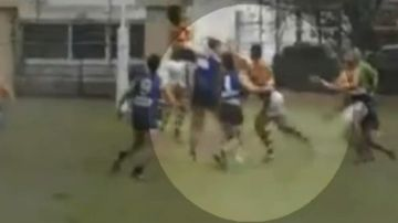Footy club booted from league after sickening on-field punch