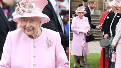 Buckingham Palace Garden Party, May 2019