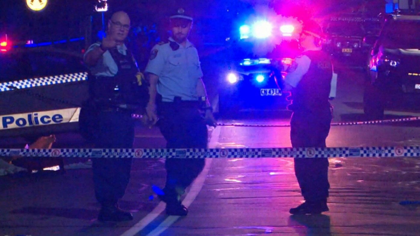 Eighteen-year-old boy shot dead in southwest Sydney