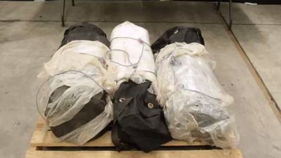 Sydney man arrested after 190kg cocaine haul