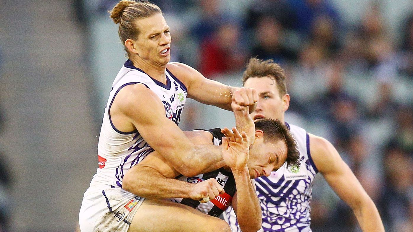 Fremantle Dockers' Nat Fyfe to come under AFL scrutiny after Collingwood Magpies rout