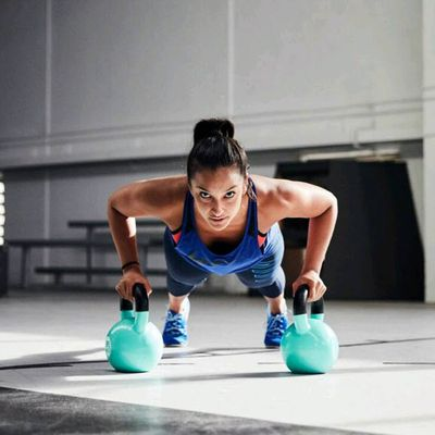 """<strong>Stephanie Brucker, <a href=""""https://www.instagram.com/stephb.trainer/"""">Nike NTC Trainer</a></strong>"""