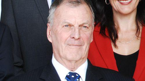 Tasmanian Governor Peter Underwood dies