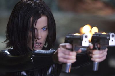 Recently seen in the fourth Underworld movie, Underworld: Awakening, Selene is a bloodthirsty vampire warrior you don't want to get on the wrong side of.