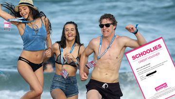 Teens from interstate look set to miss out on Schoolies trips to the Gold Coast for a second year in a row.