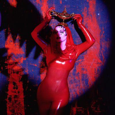 Halloween 2020: Christina Aguilera