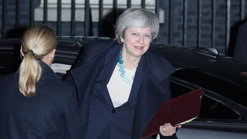 Theresa May has postponed a crucial Brexit vote.