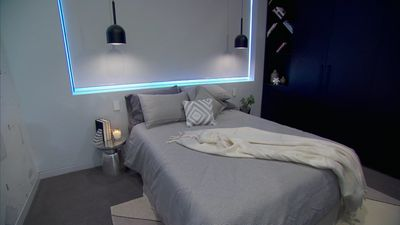 Ben and Andy's Guest Bedroom on The Block Season 12 (2016)