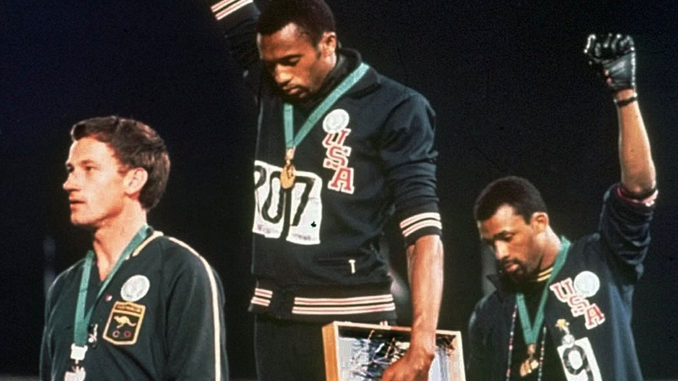 The incredible final gesture of Peter Norman, Australia's Black Power protest hero