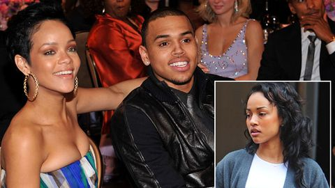'I'm single': Chris Brown blames split on 'friend' Rihanna