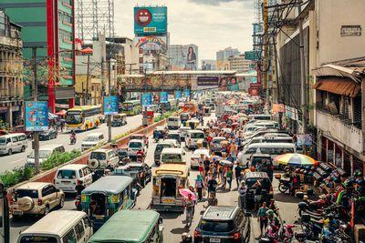 10. Manila, Philippines