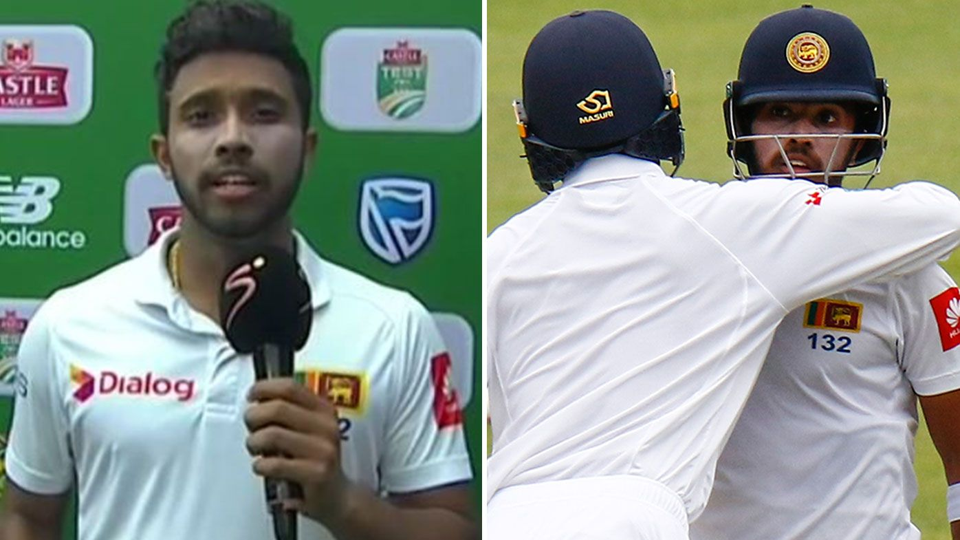 Sri Lanka become first Asian team to win a Test series in South Africa
