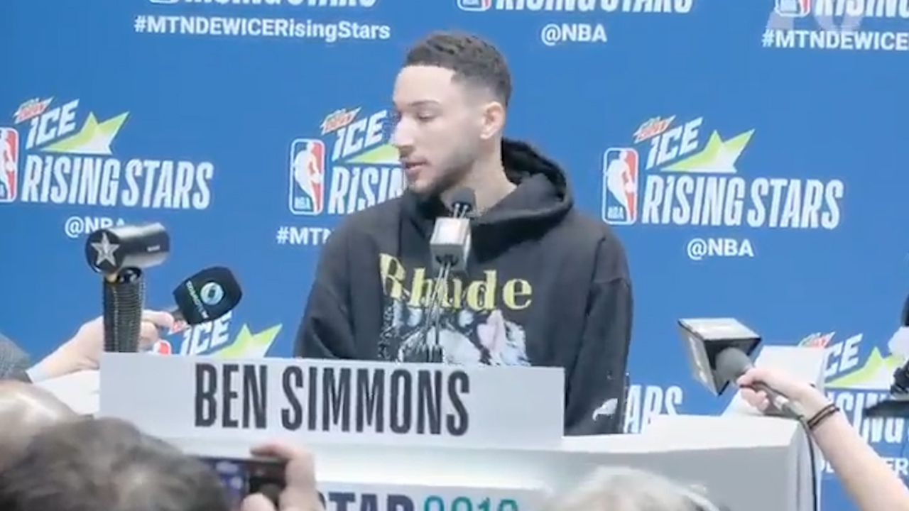 The LeBron weakness that could make Simmons an NBA great