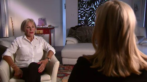 Carol spoke to 9NEWS in September about her ordeal.