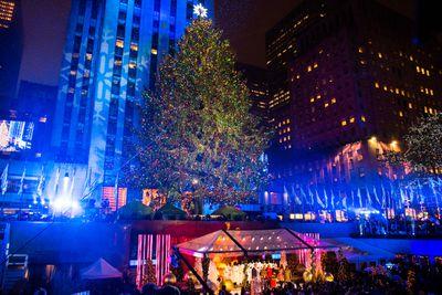 <strong>New York, United States: Rockefeller Center&nbsp;</strong>