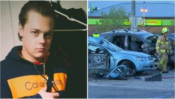 Dylan Cassidy has been charged with a string of offences after Sunday's fatal crash in Cranbourne.