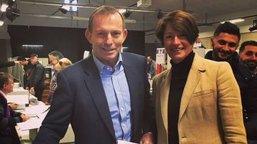 Election 2016: Tony Abbott claims victory in Warringah despite swing against him