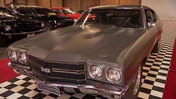 Original Fast and Furious car among dozens of retro items for auction