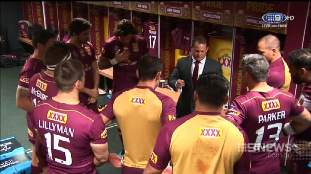 Maroons coach Kevin Walters on track to break debut record