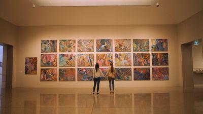 National Gallery of Australia, ACT (Ngunnawal, Ngunawal and Ngambri Land)