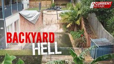 Backyard hell