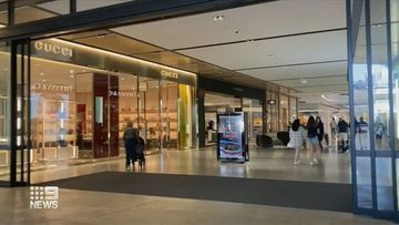 Queensland mother told not to breastfeed in shopping centre 'high-end'