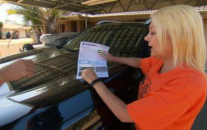 How Queensland mum took on speeding fine and won