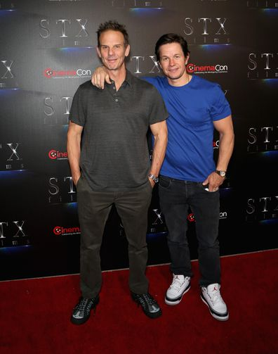 Mark Wahlberg, director Peter Berg, premiere, 2018