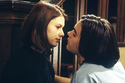 The show was short-lived, but remains as one of the 90's greats. Who didn't want to be Angela Chase dating Jordan Catalano?