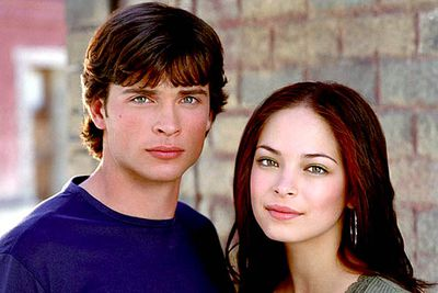 <B>The URST:</B> Back in <I>Smallville</I>'s early days, it was Lana Lang (Kristin Kreuk), not Lois Lane, who Clark Kent (Tom Welling) had his X-ray vision on. When the two finally got it on the union didn't last, as Lana soon shacked up with Clark's arch nemesis Lex Luthor (Michael Rosenbaum). The show survived because, by that stage, Lois (Erica Durance) had finally made the scene.