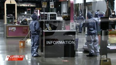 Melbourne businesses confronted with fifth lockdown.