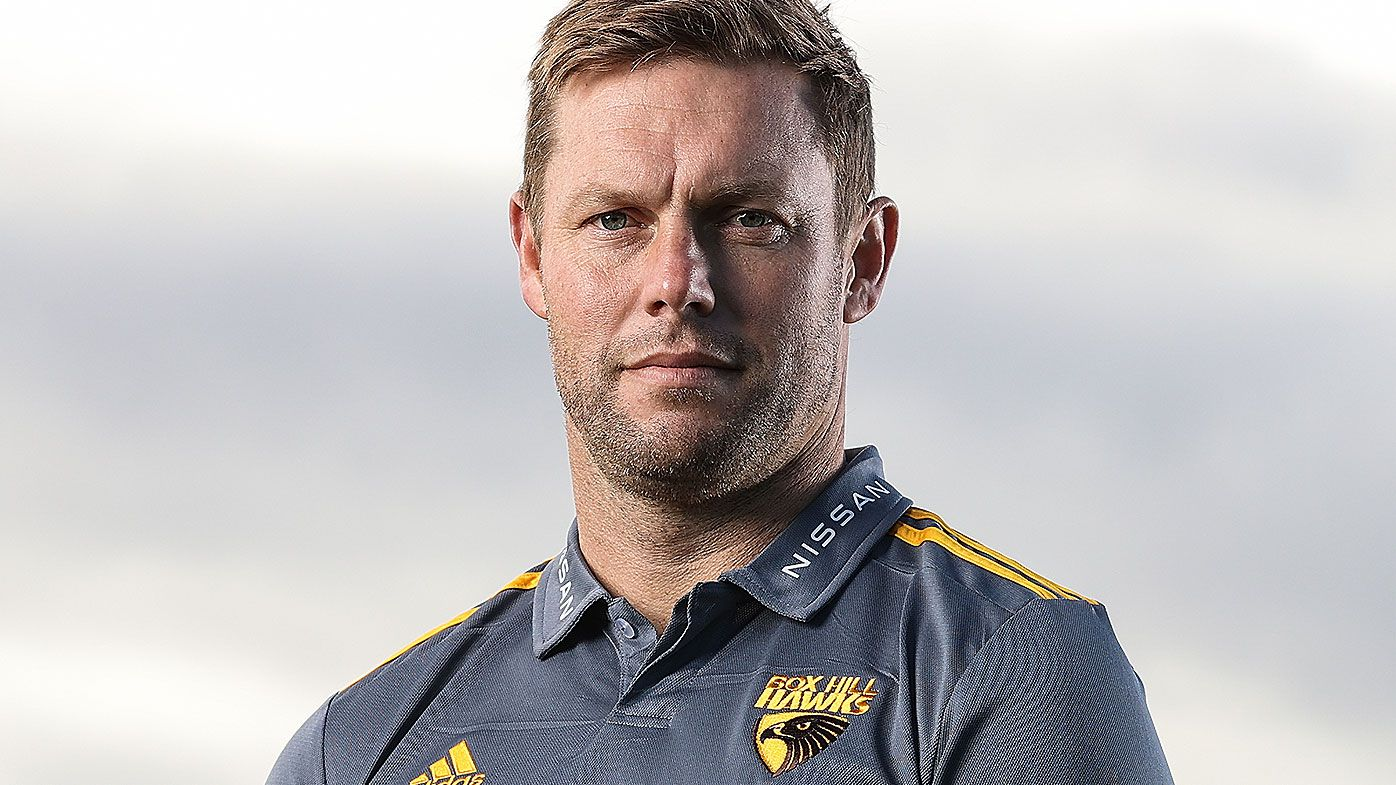 Sam Mitchell withdraws from race to be Collingwood's next senior coach