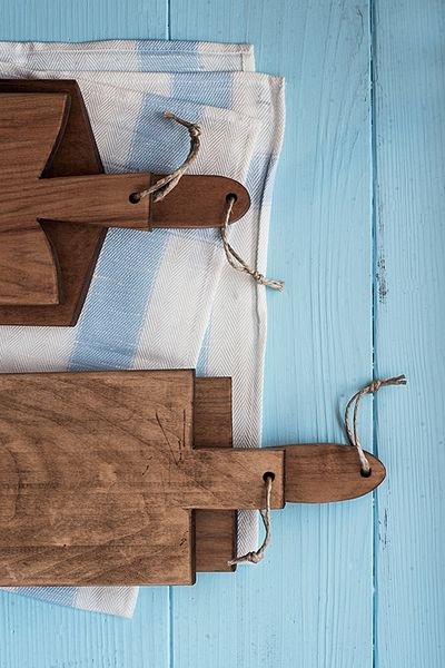 5. Washing your cutting boards with soap
