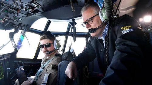 Mr Morrison travelled to Iraq on Wednesday to meet special forces soldiers and other Australian Defence Force personnel training the Iraqi Army to combat Islamic State.