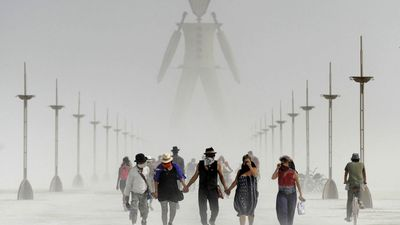 How to survive - and thrive - at Burning Man
