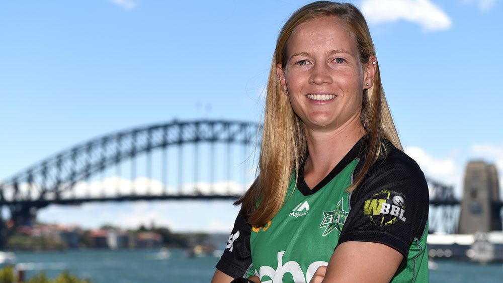 Meg Lanning has been hailed as a once-in-a-generation player. (AAP)